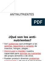 Anti Nutrient Es