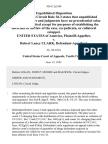 United States v. Robert Lancy Clark, 936 F.2d 584, 10th Cir. (1991)