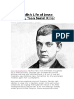 The Fiendish Life of Jesse Pomeroy