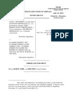 Grynberg v. Ivanhoe Energy, 10th Cir. (2012)