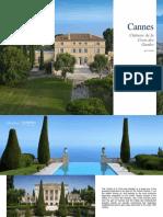 Château de la Croix des Gardes - asking price 130 Mio Euros