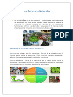 Los Recursos Naturales Del Perú