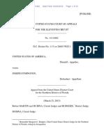United States v. Joseph Symington, 11th Cir. (2015)