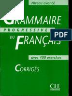 grammaire progressive de francais avance corriges.pdf