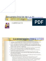 Desafios Eticos de La Ti