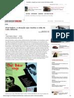 Chet Baker, a atuação que mudou a vida de João Gilberto _ GGNaker, A Atuação Que Mudou a Vida de João Gilberto