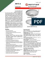 Detector Fotoeléctrico FSP-851 DN_6935
