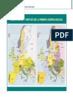 Europa Antes y Despues de La PGM
