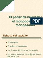 El Monopolio Cap10