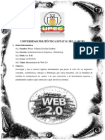 Herraminetas WEB 2.0