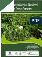Composición Química - Nutricional de Árboles Forrajeros