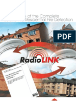 The Aico Radiolink Brochure - Introducing the Aico Wireless Connected Smoke/Heat Alarms