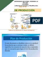 3. Plan de Producción