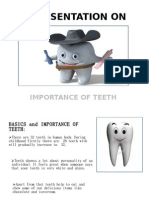 Importance of Teeth