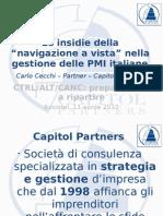 Crisi e PMI Italiane