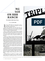"""""""Hunting Heritage on RRR Ranch"""""""