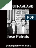 Peirats, José - Durruti-Ascaso [Anarquismo en PDF]