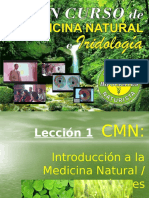 Clase de naturismo pdf
