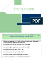 Greece Debt Crisis d