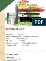 Slide Lapsus Radiologi Osteoarthritis