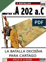 Zama 202 aC