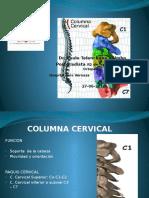 Columna Cervical Subaxial