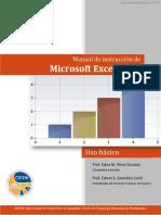 Manual de Instruccion de Microsoft Excel 2013