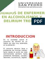 alcoholismo adulto