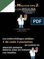 DM2 Insulina en Ambulatorio