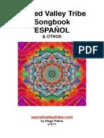 Songbook Espanol