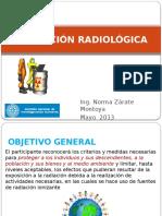 Protección Radiológica Seleeción A