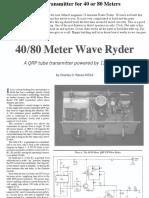 QRP Transmitter