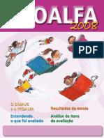 Boletim Pedagogico Proalfa 2008