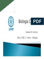 1. Introducao e Historia Da Biologia Celular2015