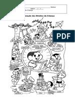 Atividade Direitos Criança - Escola