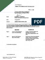 Comelec Resolution No. 9981 (1)