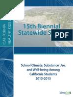 CA Healthy Kids Report 2013-15_Biennial_State_1315