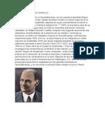 Biografía de Jesús Castillo