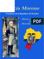 GABRIEL GARCIA MORENO PRESIDENTE MARTIR