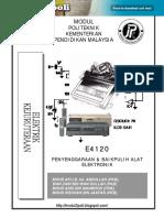E4120_Penyelenggaraan & Baik Pulih Alat Elektronik