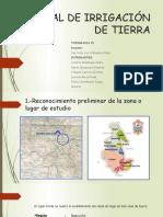 CANALES DE IRRIGACION