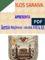 Aventais s'c XVIII e XIX Pps