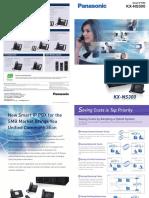 KX NS300 Datasheet