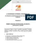 Concurso Internacional de Ensayo Latinoamérica a debate