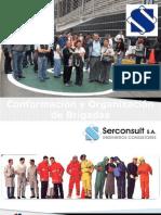 Conformación y Organización Brigadas de Seguridad