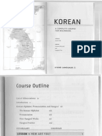 Living Language - Korean - A Complete Course for Beginners (Scanned)