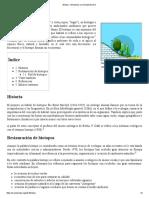 Biotopo - Wikipedia, La Enciclopedia Libre