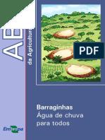 ABC Barraginhas Agua de Chuva Para Todos Ed01 2009