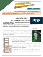 Apiterapia y Apicultura Natural Boletin n 1