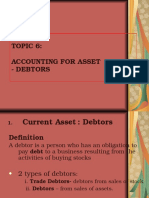 Accounting for assets- debtors.pptx
